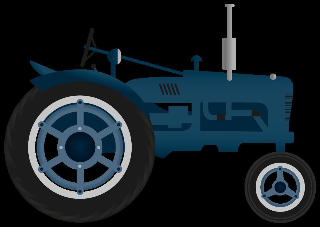 traktor, illustrator, vektortegning